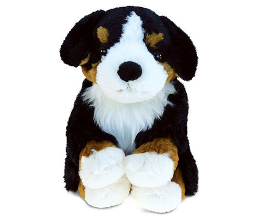 Super Soft Plush Bernese Dog