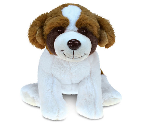 Super Soft Plush St. Bernard Dog