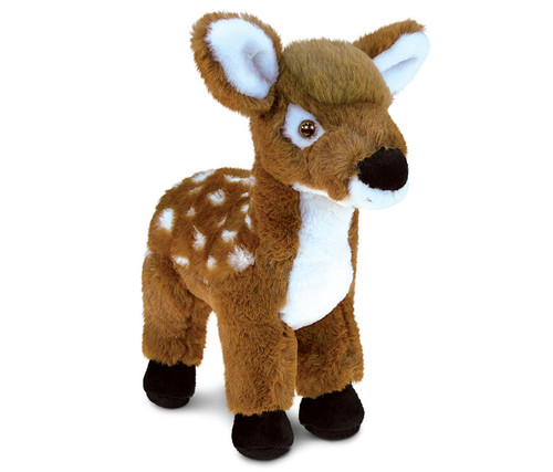 Super Soft Plush Standing Deer Large