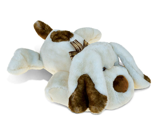 Super Soft Plush Lying Dog