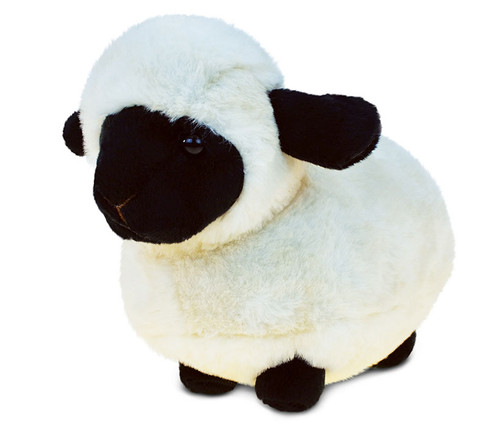 Super Soft Plush Valais Black nose Sheep