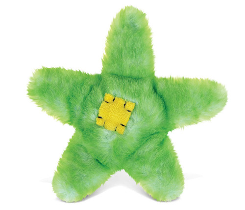 Super Soft Plush Green Sea Star