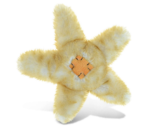 Super Soft Plush Beige Sea Star