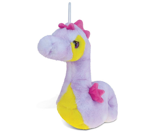 Super Soft Plush Purple Seahorse