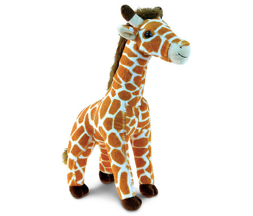 Super Soft Plush Wild Small Giraffe