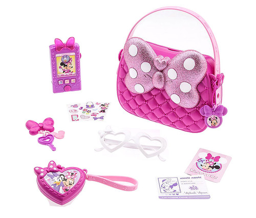 Minnie Mouse Happy Helpers Purse Set Toy Playset