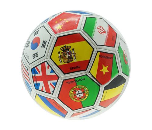 International Flags Soccer Ball Official Size  5 Soccer Ball