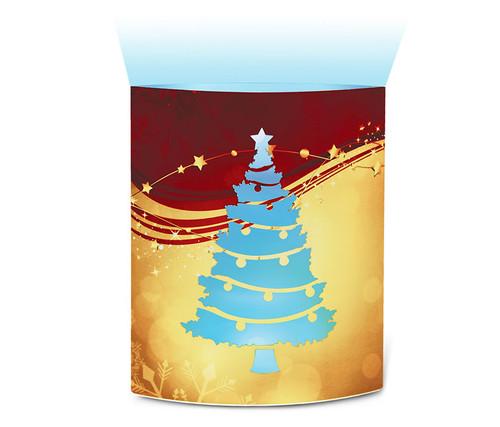 Christmas Tree Led Lantern