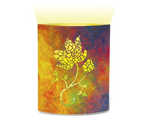 Flower Led Lantern
