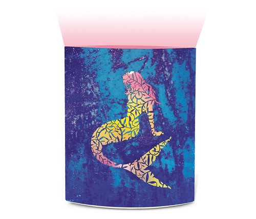 Mermaid Led Lantern