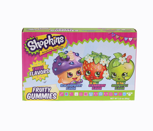 Shopkins Theatre Boxed Gummies  Candy