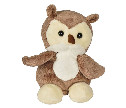 Owl Beanie Stuffed Animal 5 inch Plush