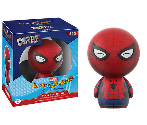 Marvel Comics  Spider-Man Homecoming Dorbz Vinyl Figure  Collectible Toy