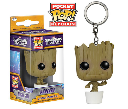 Pocket POP Keychain Baby Groot Character Keychain Figure