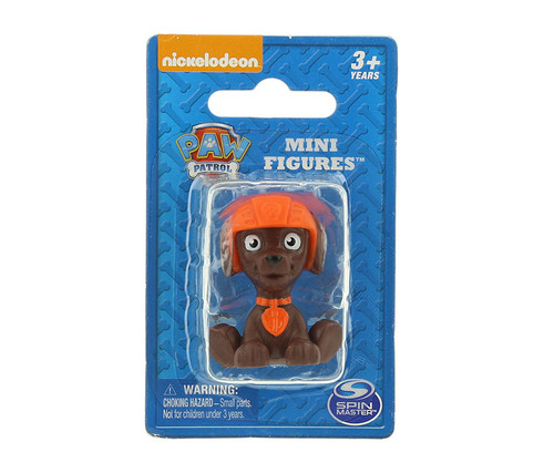 Nickelodeon Mini Paw Patrol Zuma  Toy Figure