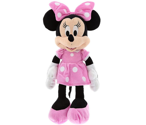 Disney Minnie Mouse Classic Stuffed Animal  Plush