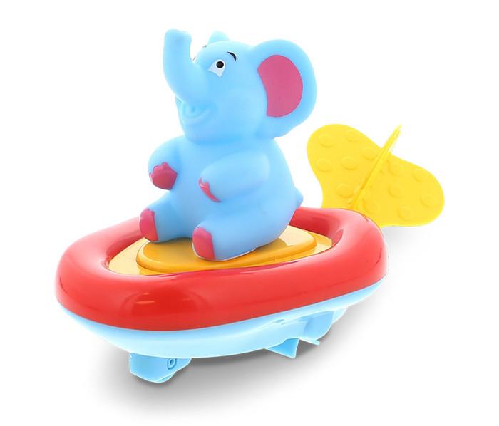Elephant - Boat Racers Buddies