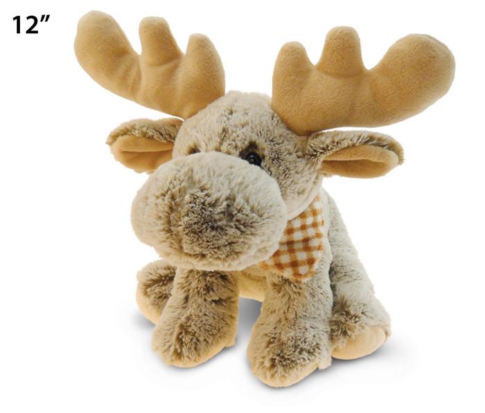 Super Soft Plush Floppy Moose