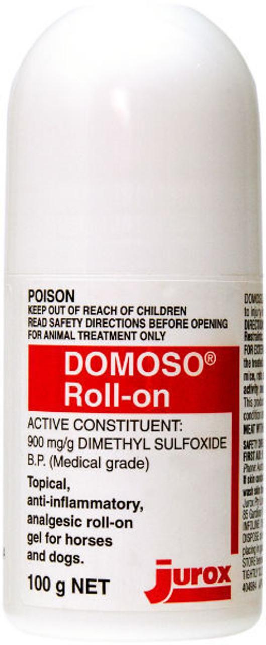 Domoso Roll On (DMSO) 100g