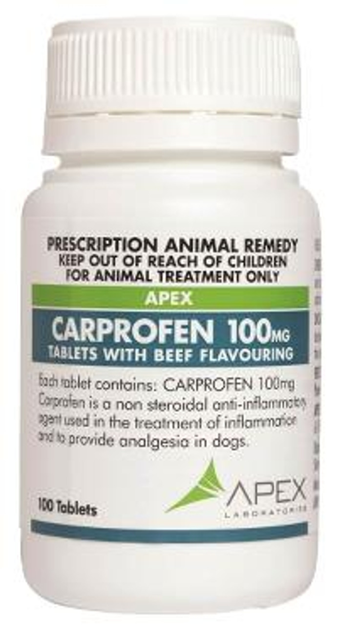 Awe Inspiring Carprofen Flavoured Tablets Apex 100Mg 100 Download Free Architecture Designs Grimeyleaguecom