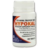 Hypokal Tablets 78mg 100's – potassium gluconate
