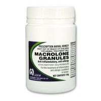 Macrolone Granules  20mg/g (20g/kg) 150g **BACK IN STOCK**