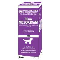 Meloxicam Dog Suspension 100mL (Ilium brand)