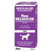 Meloxicam Dog Suspension 50ml (Ilium brand)