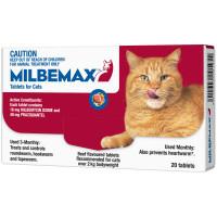 Milbemax Cat 20's (2 - 8kg)