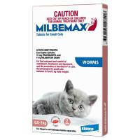 Milbemax Cat 2's (2 - 8kg)
