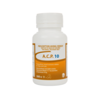 Acepromazine (Acp) 10mg  (500 tablets)
