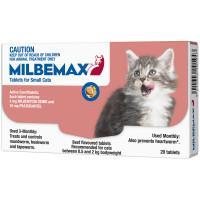 Milbemax Small Cat 20's (0 - 2kg)