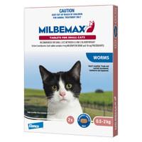 Milbemax Small Cat 2's (0 - 2kg)