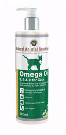 Natural Animal Solutions Omega 3, 6 & 9 Oil 200ml