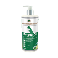 Natural Animal Solutions Omega 3, 6 & 9 Oil 500ml