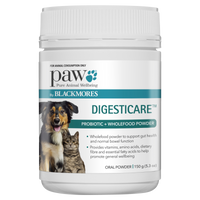 PAW DigestiCare 60 150g Probiotic Powder - Pet Care Pharmacy