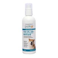 PAW Fish Oil 500: Veterinary Strength 200ml