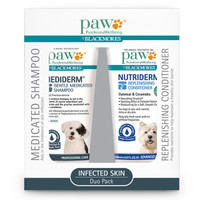 PAW Infected Skin Duo Pack (Mediderm & Nutriderm 200mL)
