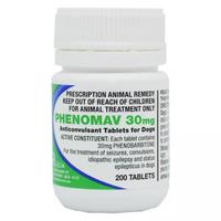 Phenomav 30mg Tablet (200 Tablets) - Mavlab
