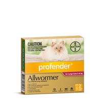 Profender For Cats 5-8kg Red (2)