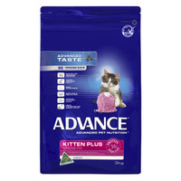 Advance Cat Dry Kitten Plus Growth 3kg