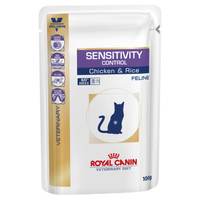 Royal Canin Sensitivity Control Chicken/Rice Cat 100g x 12