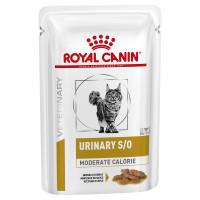 Royal Canin Urinary S/O Moderate Calorie Feline 100g x 12
