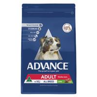 Advance Dog Dry Adult All Breed Lamb 15kg