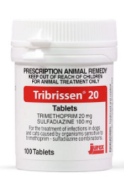 Tribrissen 20 (100 Tablets)