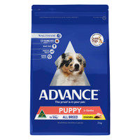 Advance Dog Dry Puppy Plus Growth Chicken 3kg