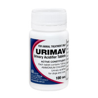Urimav 100mg (100 Tablets)