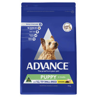 Advance Dog Dry Puppy Plus Rehydratable Small Breed Chicken 8kg