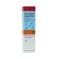 Viscotears Liquid Eye Gel 10g