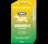 Troy Vitamin C (Ascorbic Acid) Injection 100ml